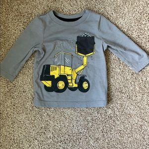 Other - 12M adorable truck shirt